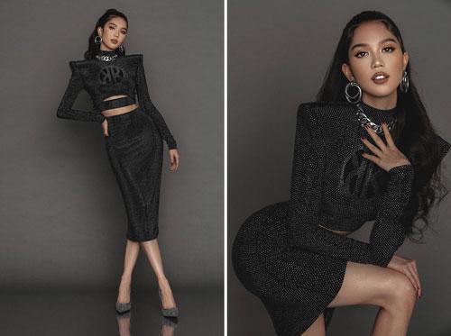 Cô là người mẫu, diễn viên khá có tiếng ở Việt Nam.