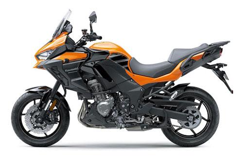 10. Kawasaki Versys 1000 2020.