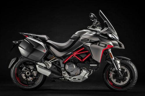 2. Ducati Multistrada 1260 S Grand Tour 2020.