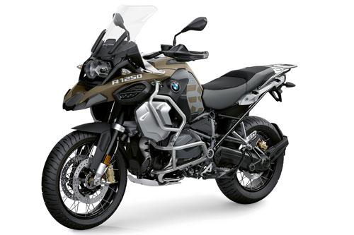 5. BMW R1250GS 2020.