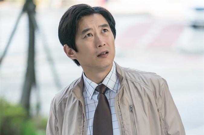 Diễn viên Kim Won Hae.
