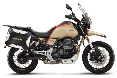 7. Moto Guzzi V85 TT 2020.