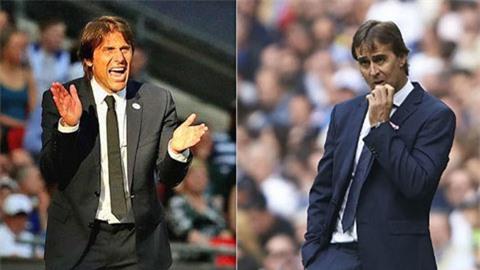 Antonio Conte vs. Julen Lopetegui: Trận chiến của sự khẳng định