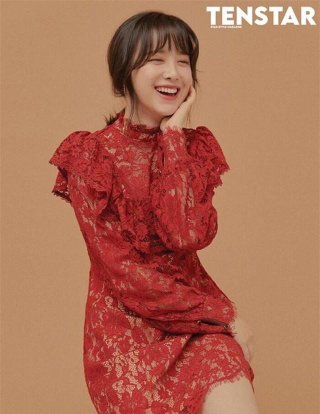 Hậu ly hôn, Goo Hye Sun giảm 14kg - Ảnh 2.