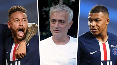 Vào chung kết Champions League, PSG vẫn bị Mourinho 'mỉa mai'