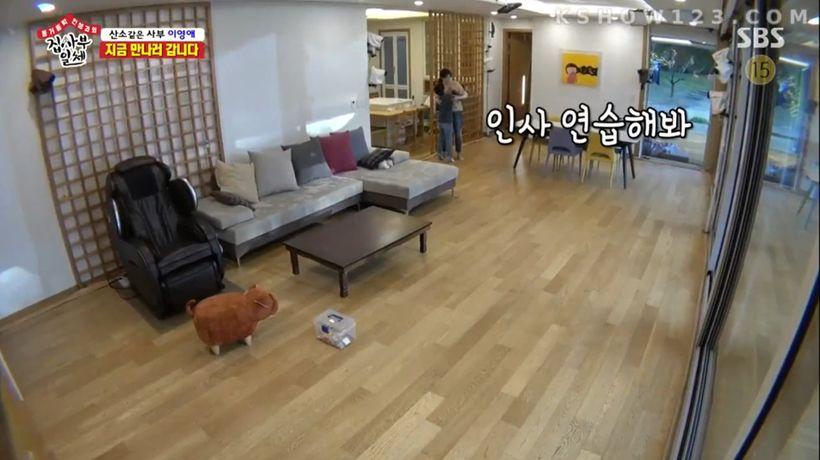 """Căn biệt thự có giá trị khủng này được """"nàng Dae Jang Geum"""" để cho 2 thiên thần nhỏ của mình lớn lên trong môi trường thiên nhiên trong lành, nơi nghỉ dưỡng của gia đình vào cuối tuần và những dịp lễ. Ảnh: Internet."""