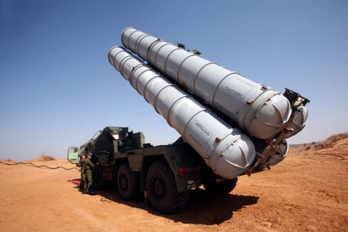 Israel thăm dò S-400 của Nga nhằm mục đích sẵn sàng đối phó với Iran. Ảnh: TASS.
