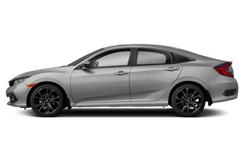 7. Honda Civic (doanh số: 276.660 chiếc).