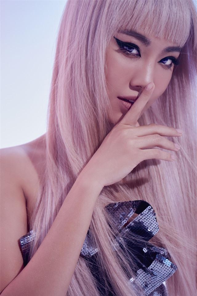 Á hậu Kim Duyên tung bộ ảnh lấy cảm hứng từ BLACKPINK - Ảnh 5.