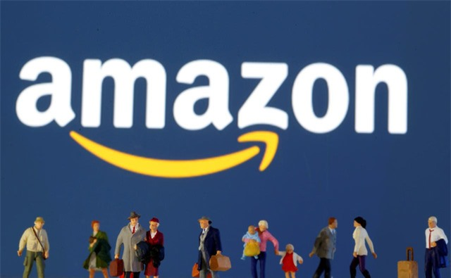 Amazon quyết đấu tại thị trường Ấn Độ - Ảnh 1.