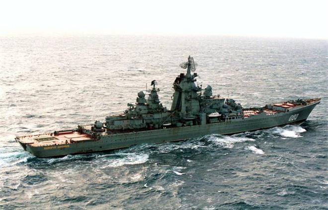 Báo Mỹ gọi chiến hạm nào của Nga là mạnh nhất thế giới? - Ảnh 1.