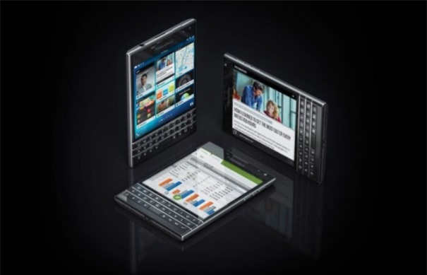 BlackBerry trở lại thị trường smartphone - Ảnh 1.
