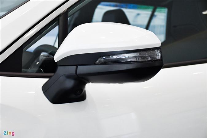 Chi tiet Corolla Cross 1.8HV, SUV duoi 1 ty trang bi dong co hybrid anh 5