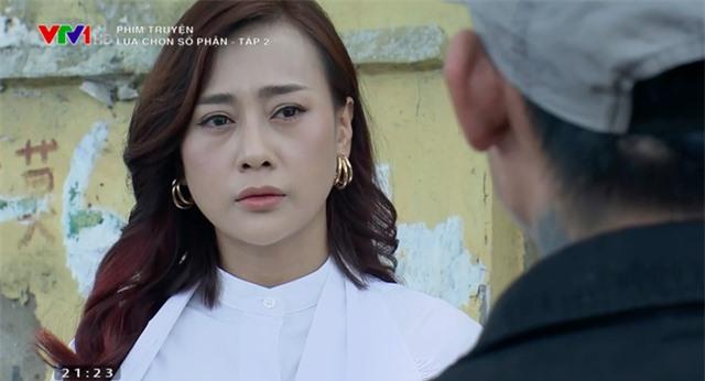 Phương Oanh - Hà Việt Dũng chưa khiến khán giả đã trong Lựa chọn số phận - Ảnh 5.