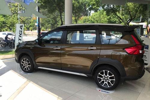 Suzuki XL7. Ảnh: Ô tô Suzuki Buôn Ma Thuột.