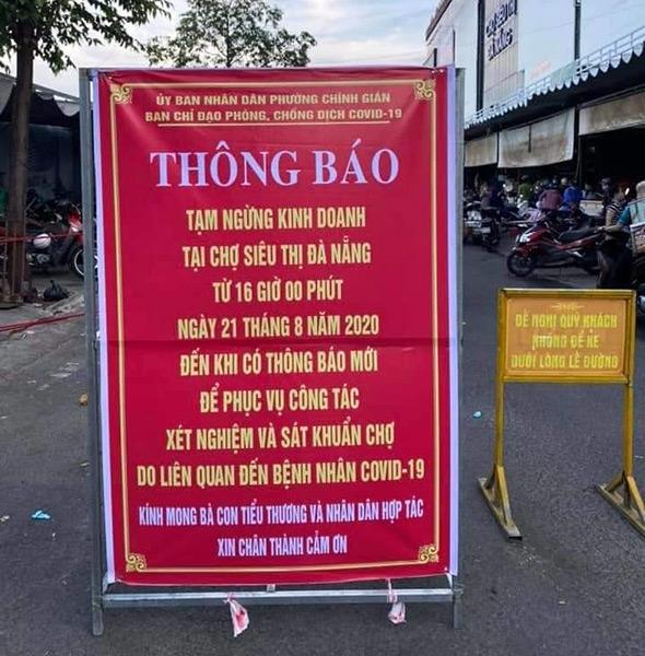 Chợ Siêu thị Đà Nẵng