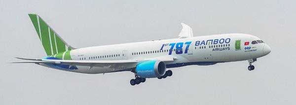 Bamboo Airways tiếp tục dẫn đầu tỷ lệ bay đúng giờ trong tháng 8/2020