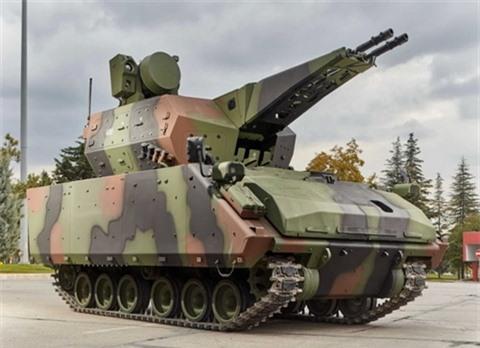 ACV-30 Korkut cua Ankara bi pha huy ngay khi vua toi Libya