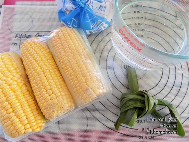 Cách làm sữa ngô thơm ngon, bổ dưỡng lại mát lạnh không lo nắng nóng - 1