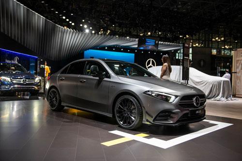 2. Mercedes-AMG A35.