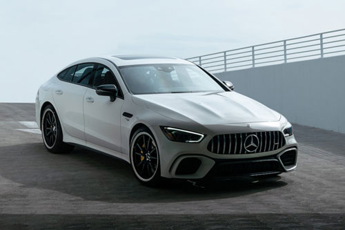 4. Mercedes-AMG GT 63 S 4MATIC+ Coupe.