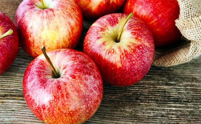 Ăn táo giúp bạn có một trái tim khỏe