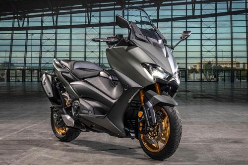 1. Yamaha TMAX 560 Tech Max 2020.