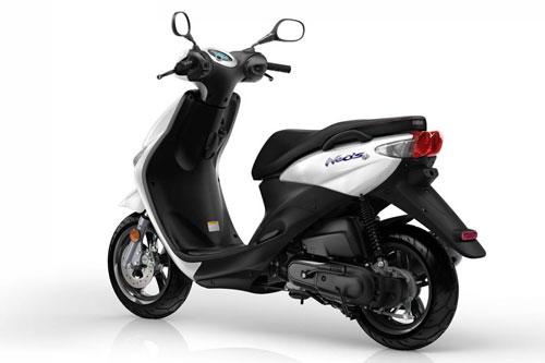 10. Yamaha Neo's 4 2020.