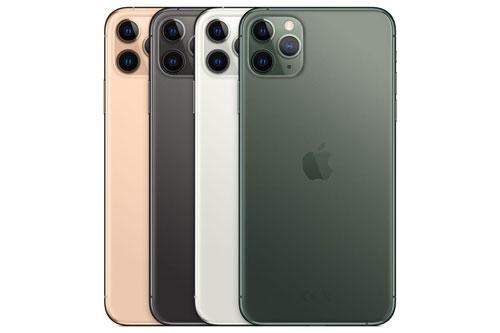 iPhone 11 Pro. Phiên bản 64 GB từ 30,99 triệu đồng xuống 24,99 triệu đồng. Phiên bản 256 GB từ 34,99 triệu đồng xuống 28,99 triệu đồng. Mức giảm của bản 512 GB từ 40,99 triệu đồng xuống 33,99 triệu đồng.