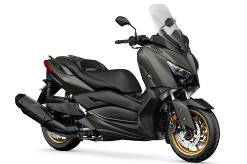 3. Yamaha XMAX 400 Tech Max 2020.