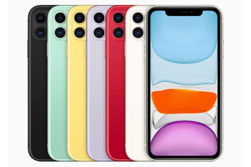 iPhone 11. Phiên bản 64 GB từ 21,99 triệu đồng xuống 18,99 triệu đồng. Phiên bản 128 GB từ 23,99 triệu đồng xuống 20,99 triệu đồng. Phiên bản 256 GB từ 25,99 triệu đồng xuống 22,99 triệu đồng.