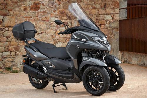 4. Yamaha Tricity 300 2020.
