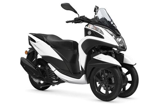 5. Yamaha Tricity 125 2020.