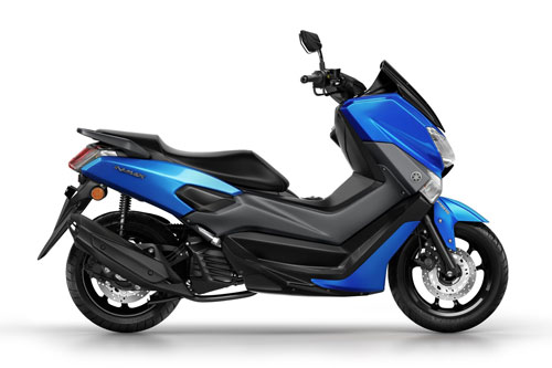 6. Yamaha NMAX 125 2020.