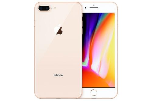 iPhone 8 Plus phiên bản 128 GB (15,99 triệu đồng xuống 13,99 triệu đồng).