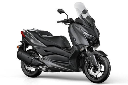 7. Yamaha XMAX 300 2020.