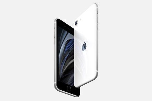iPhone SE 2020 phiên bản 64 GB (12,99 triệu đồng xuống 12,49 triệu đồng).