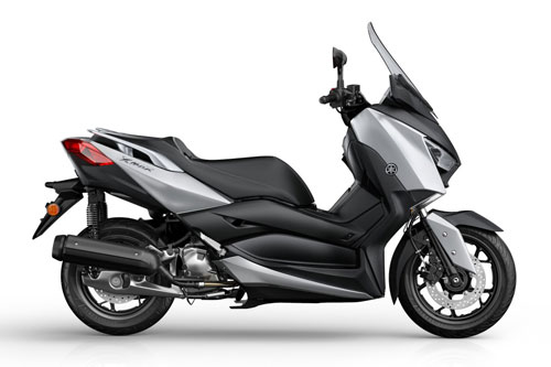 8. Yamaha XMAX 125 2020.
