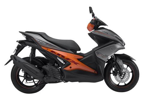 9. Yamaha Aerox - Yamaha NVX 2020.