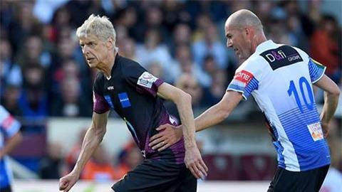 Pháp cử HLV Wenger cùng Platini, Barthez, Anelka sang đá giao hữu với Việt Nam