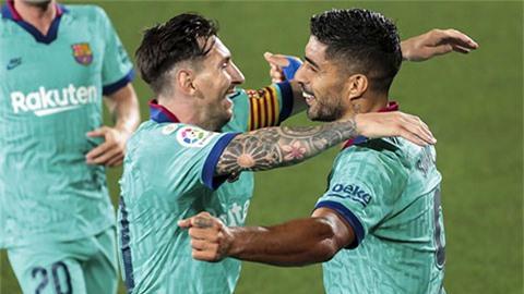 Messi đã quyết định về tương lai ở Barca