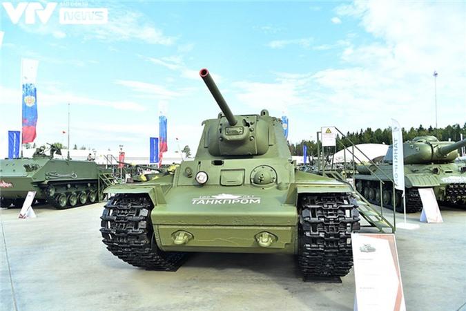 Ngắm dàn vũ khí tối tân bên lề Army Games 2020 ở Nga - Ảnh 17.
