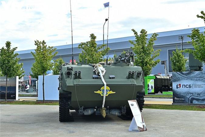 Ngắm dàn vũ khí tối tân bên lề Army Games 2020 ở Nga - Ảnh 19.