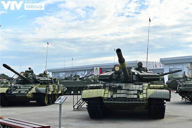 Ngắm dàn vũ khí tối tân bên lề Army Games 2020 ở Nga - Ảnh 21.