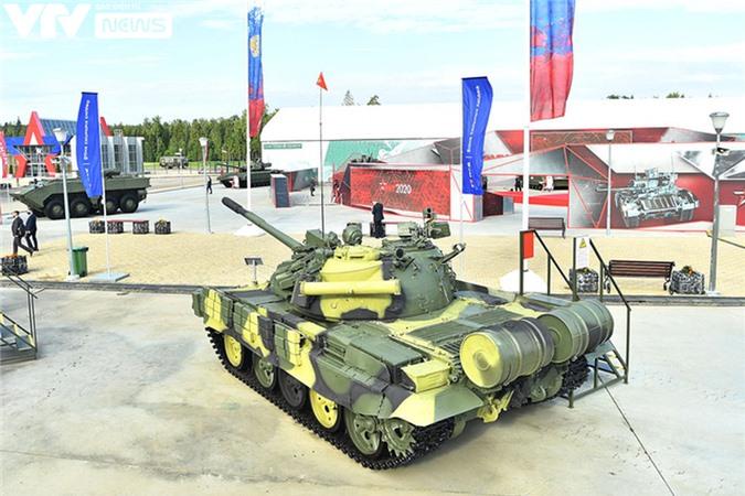 Ngắm dàn vũ khí tối tân bên lề Army Games 2020 ở Nga - Ảnh 22.