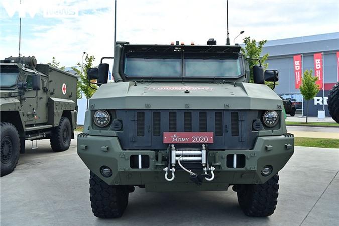 Ngắm dàn vũ khí tối tân bên lề Army Games 2020 ở Nga - Ảnh 24.
