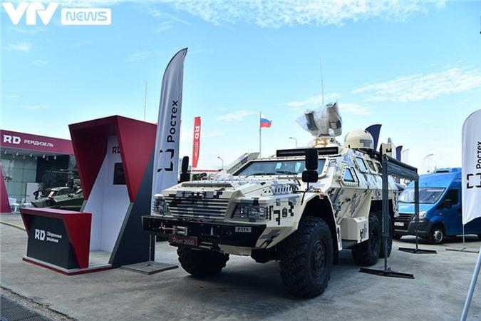 Ngắm dàn vũ khí tối tân bên lề Army Games 2020 ở Nga - Ảnh 25.