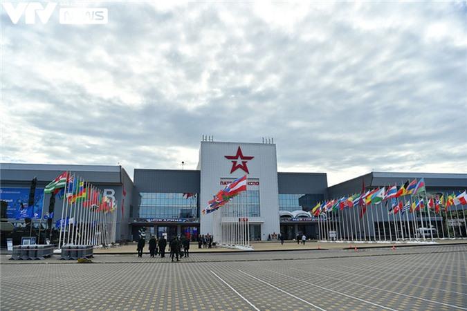 Ngắm dàn vũ khí tối tân bên lề Army Games 2020 ở Nga - Ảnh 31.