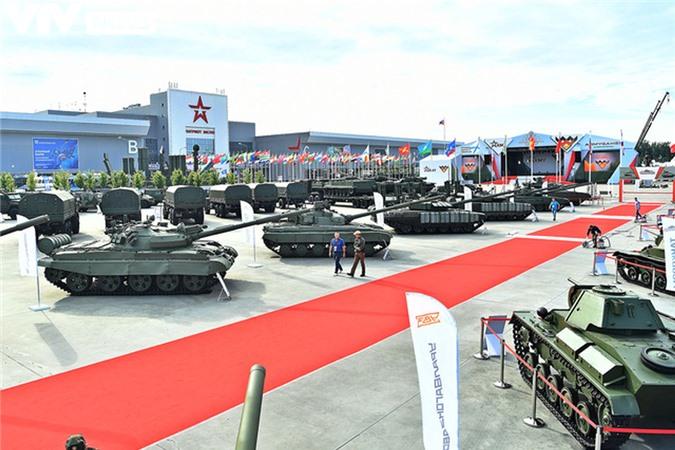 Ngắm dàn vũ khí tối tân bên lề Army Games 2020 ở Nga - Ảnh 34.