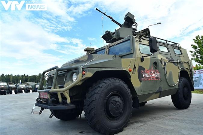 Ngắm dàn vũ khí tối tân bên lề Army Games 2020 ở Nga - Ảnh 6.